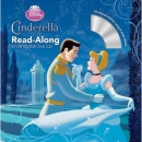 Cinderella 신데렐라 Read-Along Storybook and CD [Disney Read-Along]
