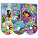 [DVD] DORA the EXPLORER 도라익스플로러 스페셜 DVD 3종 세트