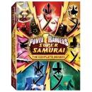[미국직배송] 파워레인저 슈퍼 사무라이: The Complete Season DVD (영어더빙)