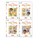 [DVD] Milly, Molly 밀리 몰리 DVD 2집 4종 세트