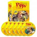 [DVD] New 말괄량이 삐삐 Pippi Longstocking 6종 세트