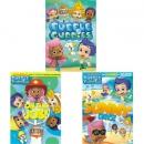 [미국직배송] 버블버블 인어친구들 Bubble Guppies DVD 3종 세트