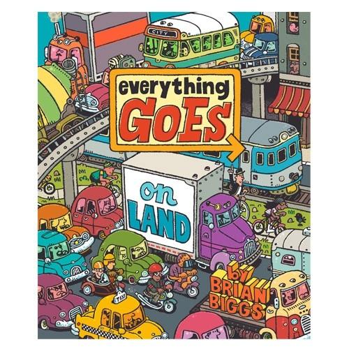 <span>[H]</span> 그림책 Everything Goes : On Land