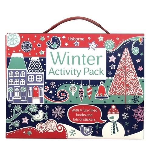 <span>[어스본 Usborne]</span> Winter Activity Pack (...