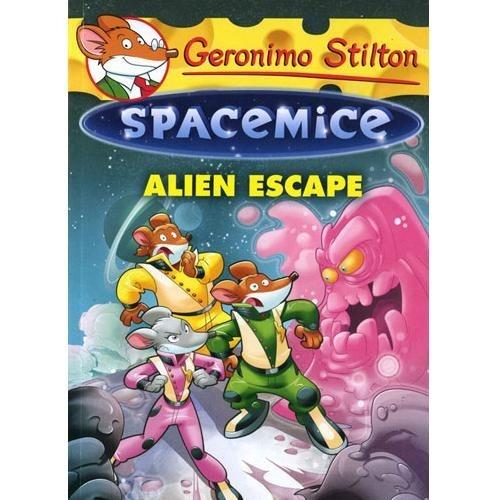 제로니모 번외편 Geronimo Spacemice #1: Alien Escape