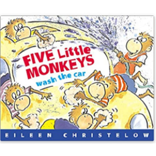 <span>[P]</span>베오영 Five Little Monkeys Wash the C...