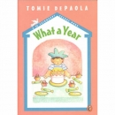 [P][Tomie de Paola]What a Year