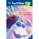 [PAC]Fun to Read 1-26 Big Snowman, Little Snowman [겨울왕국] (페이퍼백+CD) Disney