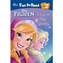 [PAC]Fun to Read 2-27 A Tale of Two Sisters [겨울왕국] (페이퍼백+CD) Disney