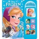 디즈니 겨울왕국 Disney Frozen: Little Sound Book 사운드북