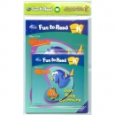 [PAC]Fun to Read K-08 Just Keep Swimming [니모를 찾아서] (페이퍼백+CD)[Disney]