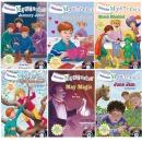 Calendar Mysteries #1~6 Book&CD 세트