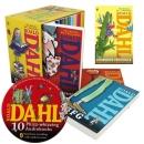 New Roald Dahl ���� 16�� & CD 10�� ��Ʈ (���� 16��&������õ� 29��)