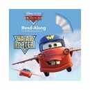 Cars Toons: Air Mater 카 Read-Along Storybook and CD [Disney Read-Along]