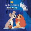 Lady and the Tramp 레이디와 트램프 Read-Along Storybook and CD [Disney Read-Along]