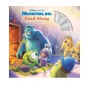 Monsters, Inc. 몬스터 주식회사 Read-Along Storybook and CD [Disney Read-Along]