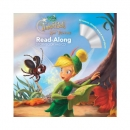 Tinker Bell and the Lost Treasure 팅커벨 Read-Along Storybook and CD [Disney Read-Along]