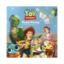 Toy Story 토이스토리 Read-Along Storybook and CD [Disney Read-Along]