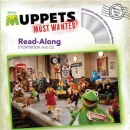 Muppets Most Wanted 머펫 대소동 Read-Along Storybook and CD [Disney Read-Along]