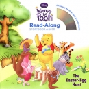 Winnie the Pooh: The Easter Egg Hunt 푸우 Read-Along Storybook and CD [Disney Read-Along]