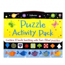 어스본 Usborne Puzzle Activity Pack (도서 4권)