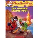 [P] Geronimo Stilton Book #55:The Golden Statue Plot (페이퍼북)