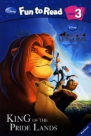 [PAC]Fun to Read 3-06 King of the Pride Lands [라이온킹] (페이퍼백+CD)[Disney]