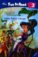 [PAC]Fun to Read 3-04 Vidia Takes Charge [팅커벨] (페이퍼백+CD)[Disney]