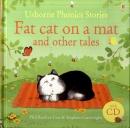 ��� 1�ܰ� - �Ĵн� ���丮 Usborne Phonics Stories - Fat Cat on a Mat ���� 12�� �պ� + �����CD