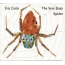 [BAC]노부영 The Very Busy Spider (보드북 & CD)