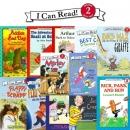 언아이캔리드 An I Can Read 2-B단계 40종 Book CD 세트