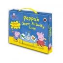 페파피그 Peppa's Super Activity Case 액티비티북 5종 캐리케이스 세트