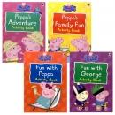 페파 피그 Peppa Pig Activity Pack 액티비티 4종 세트