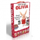 [Ready to Read] 올리비아 OLIVIA's Sensational Stories 도서 6종 페이퍼북세트(CD없음)