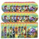 [DVD]The Rainbow Fish 무지개 물고기 세트(DVD 10종+오디오 CD 10종)