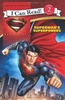 [P] I Can Read Level 2 : Man of Steel: Superman's Superpowers