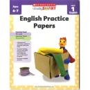 Scholastic Study Smart: English Practice Papers Lv1 (Paperback) 스칼라스틱 스터디 스마트