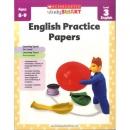 Scholastic Study Smart: English Practice Papers Lv3 (Paperback) 스칼라스틱 스터디 스마트