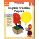 Scholastic Study Smart: English Practice Papers Lv5 (Paperback) 스칼라스틱 스터디 스마트