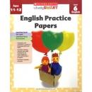 Scholastic Study Smart: English Practice Papers Lv6 (Paperback) 스칼라스틱 스터디 스마트