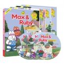 [DVD] Max and Ruby 맥스 앤 루비 시즌 5 DVD 4종 세트