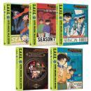 [DVD] 명탐정 코난 시즌1~5 (미국직수입-20종세트)