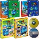 [DVD] 꼬마버스 타요 영어 4종 박스세트 (1+2+2차1부+2차2부) 시즌1 시즌2 타요