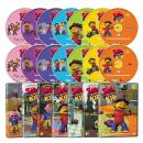 [DVD] New 꼬마 과학자 시드 1집 세트(DVD7종+오디오CD7종)
