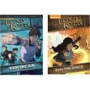 [미국직배송] The Legend of Korra 코라의 전설 미국직수입 DVD 1,2집 4종 세트