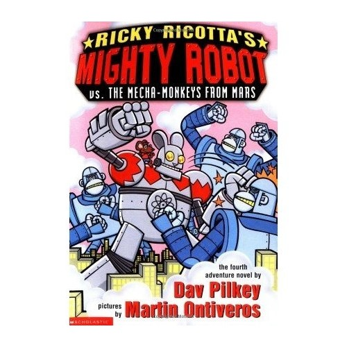 <span>[P]</span>마이티로봇 #4 Ricky Ricotta's Mighty ...