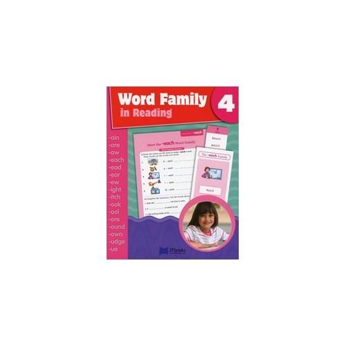 파닉스 Word Family in Reading 4(SB+CD)