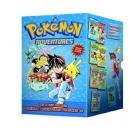 [���ϸ�] Pokemon Adventures Red & Blue �ڹͺ� #01-#07 Box Set
