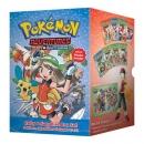 [포켓몬] Pokemon Adventures Ruby & Sapphire 코믹북 #15-#22 Box Set