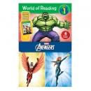 [Marvel] World of Reading Level 1,2탄 - Avengers 마블 어벤져스 6종 도서 박스 세트